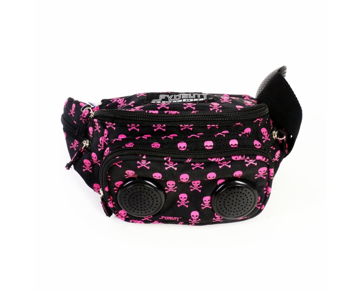Le Boom Box Bum Bag - Danger Danger фото 1