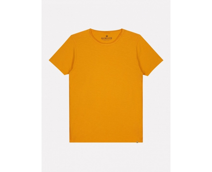 ФУТБОЛКА DSTREZZED MC. QUEEN BASIC TEE SLUB JERSEY BRIGHT ORANGE фото 4