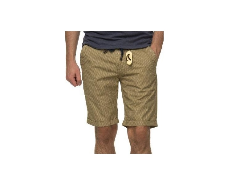 ШОРТЫ DSTREZZED CHINO SHORTS BELT KHAKI фото 1