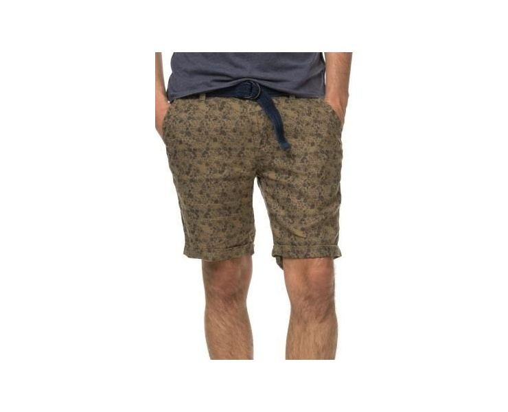 ШОРТЫ DSTREZZED CHINO SHORTS BELT S.BROWN фото 1