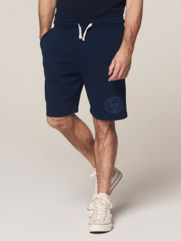 ШОРТЫ DSTREZZED SWEAT SHORTS INDIGO SWEAT DK.INDIGO
