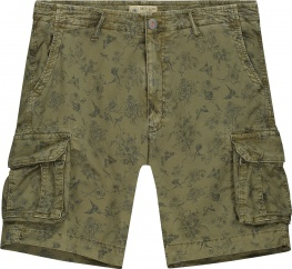 ШОРТЫ DSTREZZED COMBAT SHORTS ARMY GREEN