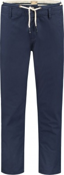 БРЮКИ DSTREZZED CHINO DOUBLE WB FINE JAQUARD NAVY