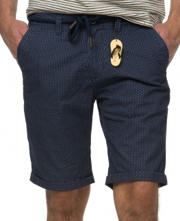ШОРТЫ DSTREZZED CHINO SHORTS BELT NAVY