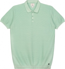 ПОЛО DSTREZZED POLO S/S ACID STRIPE LT.GREEN