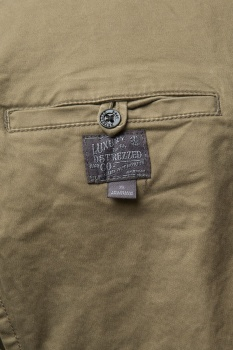 ПИДЖАК DSTREZZED WORKER BLAZER STRETCH TWILL ARMY GREEN