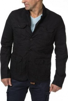ПИДЖАК DSTREZZED WORKER BLAZER STRETCH TWILL DK.NAVY