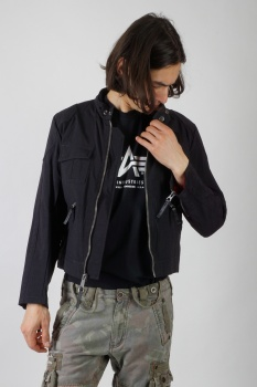 КУРТКА ALPHA INDUSTRIES 181107 TOP GEAR - BLACK
