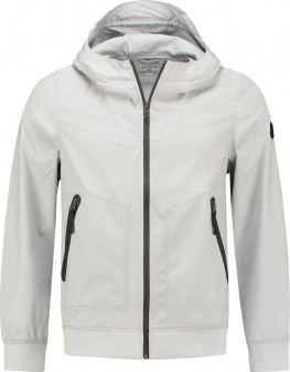 КУРТКА DSTREZZED HOODY TECH SHELL LT.GRAY