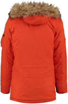 КУРТКА ALPHA INDUSTRIES 123144 POLAR JACKET - RED